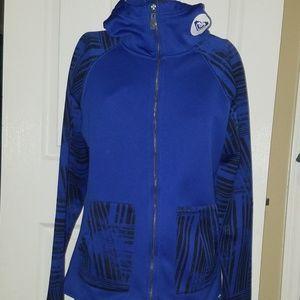 Roxy Zippered hoodie